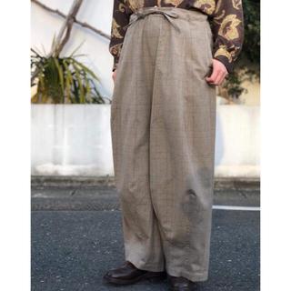 ニードルス(Needles)のNeedles  darts military pants(カジュアルパンツ)