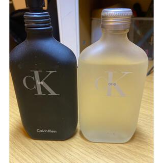 シーケーカルバンクライン(ck Calvin Klein)のカルバンクライン 香水 オードトワレ(ユニセックス)