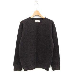 インバーアラン(INVERALLAN)のインバーアラン INVERALLAN ニット セーター 英国製 ウール 34 X(ニット/セーター)