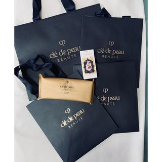 クレドポーボーテ(クレ・ド・ポー ボーテ)のクレドポーボーテ ショッピングバッグ 紙袋(ショップ袋)