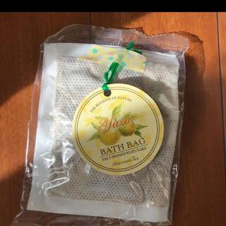 アフタヌーンティー(AfternoonTea)のゆず湯3包セット(入浴剤/バスソルト)