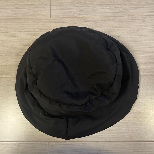 ZARA(ザラ)のZARA ダウン風バケットハット レディースの帽子(ハット)の商品写真