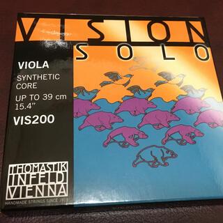 Viola弦 Vision Solo セット(ヴィオラ)