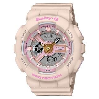 ベビージー(Baby-G)の新品 BA-110PKC-4AJR BABY-G ポケモン ピカチュウモデル(腕時計(デジタル))