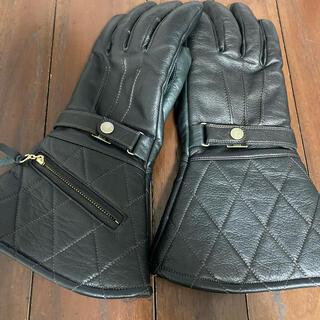 ハーレーダビッドソン(Harley Davidson)のPOWWOW パウワウ グローブ ロング ガントレット Mサイズ(手袋)
