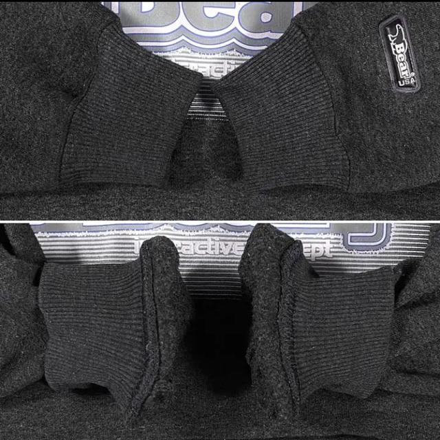 Bear USA(ベアー)のBear USA ベアー プルオーバー フーディ ビッグロゴ メンズのトップス(パーカー)の商品写真