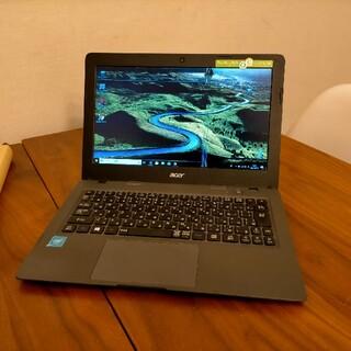 エイサー(Acer)の【値下げ済・送料無料】acer Cloudbook AO1-131 Win10(ノートPC)
