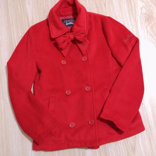 ジェニィ(JENNI)の赤コート(ジャケット/上着)