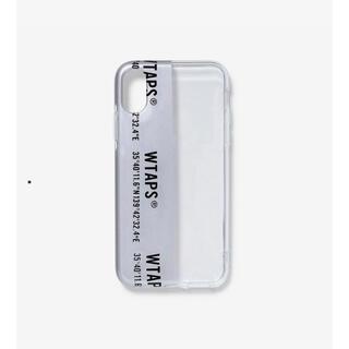 ダブルタップス(W)taps)のWTAPS BUMPER 02 / IPHONE CASE / TPU X(iPhoneケース)