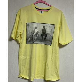 アイリーライフ(IRIE LIFE)のirie life×OSAMU SAGAWA アイリーライフ Tシャツ L(Tシャツ/カットソー(半袖/袖なし))