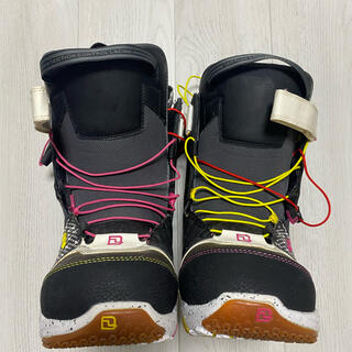 ディーラックス(DEELUXE)のDEELUX ID 25.5cm スノーボードブーツ (ブーツ)