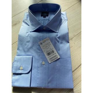 ジェイプレス(J.PRESS)のJ.PRESS ジェイ・プレス ワイシャツ メンズ ビジネス ブルー(シャツ)