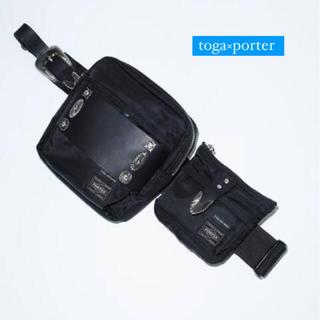 トーガ(TOGA)のtoga×porter ナイロンベルトバッグ TOGA PULLA(ショルダーバッグ)