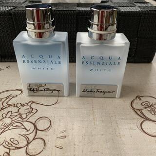 サルヴァトーレフェラガモ(Salvatore Ferragamo)のフェラガモ香水2個(ユニセックス)