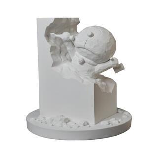 メディコムトイ(MEDICOM TOY)の50周年記念 限定 彫刻家ドラえもん White Ver. メディコムトイ 白(その他)