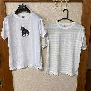 ヘリーハンセン(HELLY HANSEN)のHELLY HANSEN レディースTシャツ(Tシャツ(半袖/袖なし))