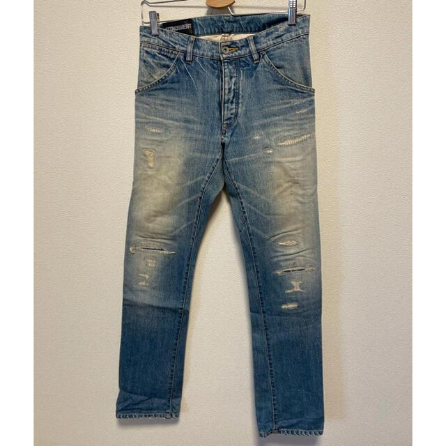 ATTACHIMENT(アタッチメント)のATTACHMENT デニムパンツ メンズのパンツ(デニム/ジーンズ)の商品写真