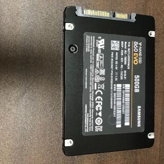 サムスン(SAMSUNG)のNAND SSD 500GB 860 EVO Samsung RKM-24(PCパーツ)