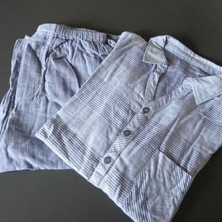 シャルレ(シャルレ)のシャルレ メンズ 半袖&ハーフパンツ パジャマ(Tシャツ/カットソー(半袖/袖なし))
