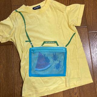 クレードスコープ(kladskap)のクレードスコープ 120 虫かごTシャツ(Tシャツ/カットソー)