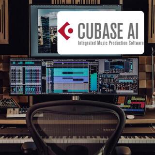 ヤマハ(ヤマハ)のSteinberg CUBASE AI 11 DL版 未使用品 DAW 音楽制作(DAWソフトウェア)