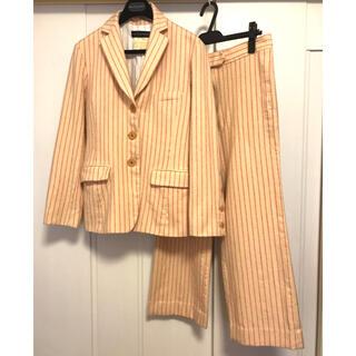 イザベルマラン(Isabel Marant)のISABEL MARANT パンツスーツ(テーラードジャケット)