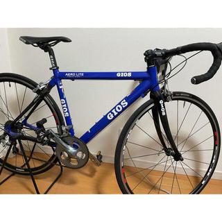 ジオス(GIOS)のGIOS  AERO LITE(自転車本体)