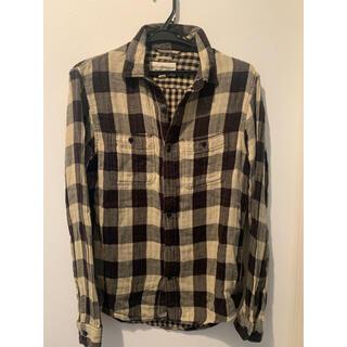デニムアンドサプライラルフローレン(Denim & Supply Ralph Lauren)のラルフローレン チェックシャツネルシャツ(シャツ/ブラウス(長袖/七分))