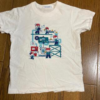 ファミリア(familiar)の【かめさん専用】120 ファミリア ロボットおはなしTシャツ(Tシャツ/カットソー)