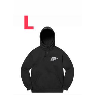 シュプリーム(Supreme)のSupreme Nike Half Zip Hooded Sweatshirt(パーカー)
