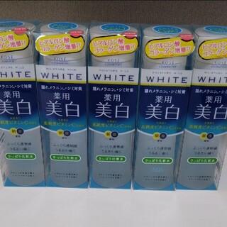 コーセーコスメポート(KOSE COSMEPORT)の新品モイスチュアマイルド ホワイト ローション L(さっぱり) 本体 180mL(化粧水/ローション)