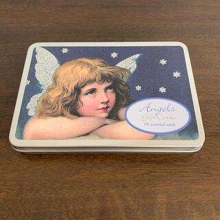 天使のメッセージカードセット(カード/レター/ラッピング)