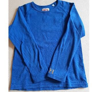 ハリウッドランチマーケット(HOLLYWOOD RANCH MARKET)のハリラン 長袖Tシャツ サイズ4(Tシャツ/カットソー)