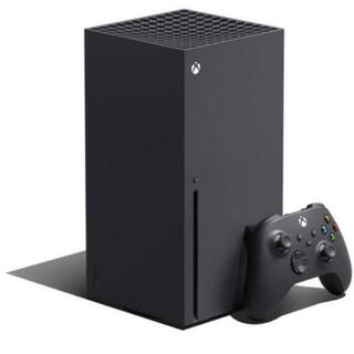 エックスボックス(Xbox)の新品未開封  Microsoft Xbox Series X(家庭用ゲーム機本体)