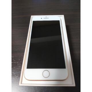アップル(Apple)のみんチョコ様専用iPhone8 64GB ピンクゴールド iPhone本体(スマートフォン本体)