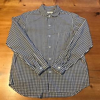ルグラジック(LE GLAZIK)のルグラジック    丸襟 ギンガムシャツ(シャツ/ブラウス(長袖/七分))
