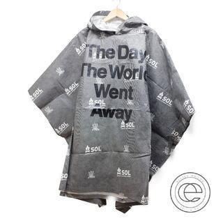 タカヒロミヤシタ・ザ・ソロイスト コート one size(ポンチョ)