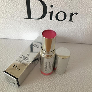 ディオール(Dior)のDior スティックグロウ 865 ピンクグロウ(チーク)