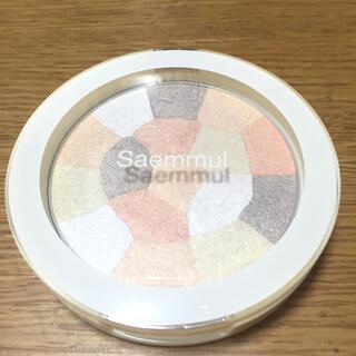 the saem - ザ  セム ルミナスハイライト ゴールドベージュ02