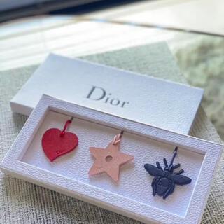 Christian Dior - 【非売品】Dior レザーチャーム ディオール