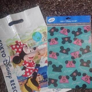 ディズニー(Disney)のディズニーリゾート A4 クリアファイル(クリアファイル)