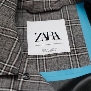 ザラ(ZARA)のZARA man 春物トレンチコート(トレンチコート)