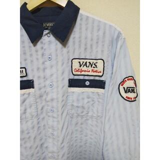 ヴァンズ(VANS)の【VANS】ワッペン 長袖シャツ(シャツ)