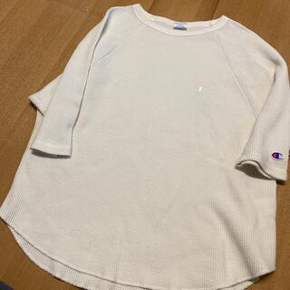 チャンピオン(Champion)のチャンピオン ワッフル生地(Tシャツ(長袖/七分))