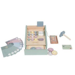 コドモビームス(こどもビームス)のリトルダッチ レジスター おままごと 木製 little dutch(知育玩具)