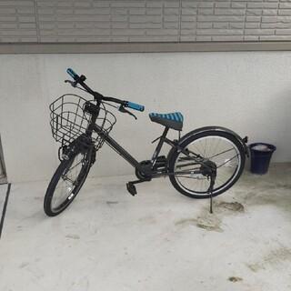 ブリヂストン(BRIDGESTONE)の★★★bikke j  22インチ ヘルメットセット  子供★★★(自転車)