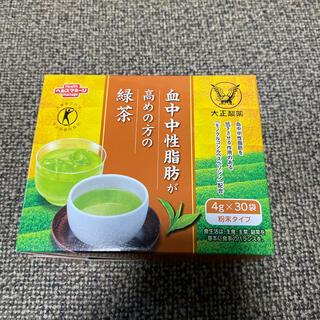 タイショウセイヤク(大正製薬)の大正製薬 血中中性脂肪が高めの方の緑茶(健康茶)