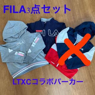 フィラ(FILA)のFILA2点セット(Tシャツ/カットソー)