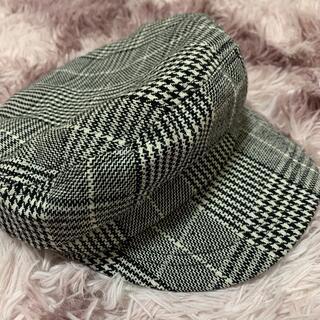 ジーユー(GU)の帽子(キャスケット)