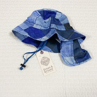 マーキーズ(MARKEY'S)のMARKEY'S で購入 帽子 ハット 52cm(帽子)